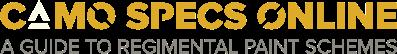Camo Specs Online A Guide to Regimental Paint Schemes