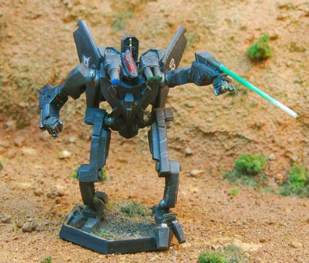 Phoenix Hawk LAM MK I ('Mech) PHX-HK1