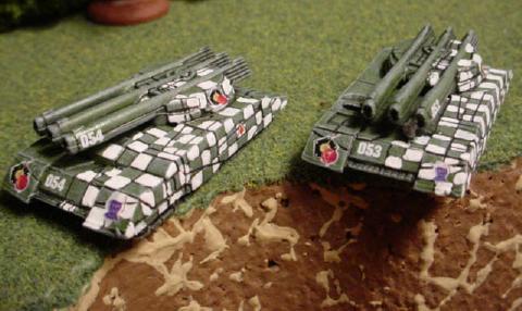 Alacorn Mk VI Heavy Tank