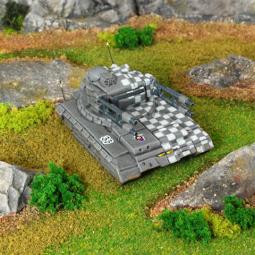 Partisan Heavy Tank