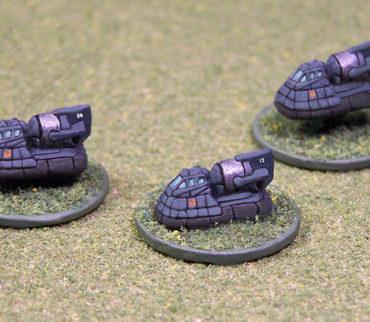 Savannah Master Hover Tank