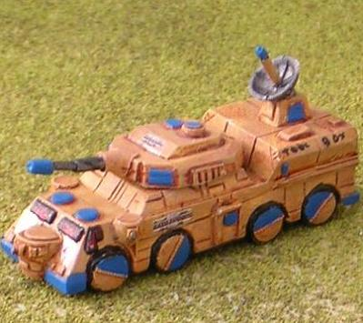 Morningstar Command Vehicle