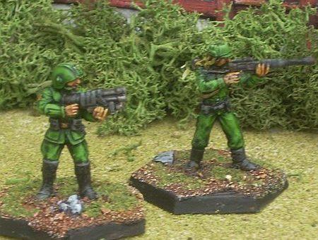 Steiner Ground Troopers
