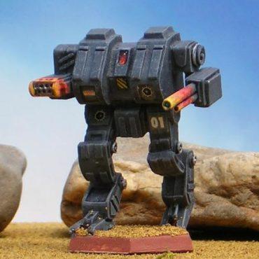 Thanatos TNS-4S