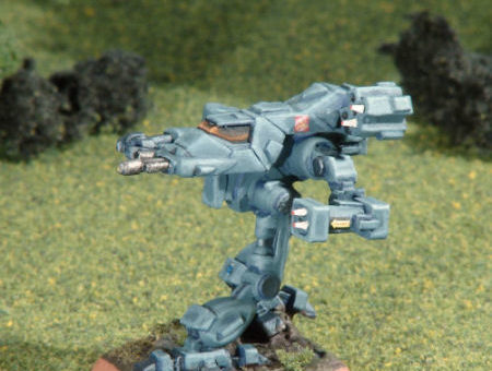 Bushwacker BSW-X1