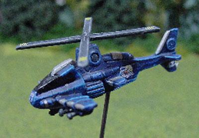 Mantis Light Attack VTOL