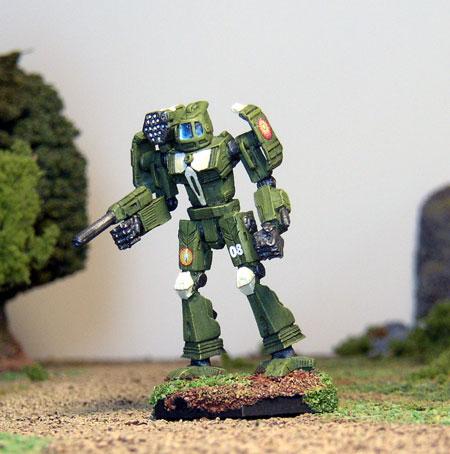 GriffIn GRF-6S