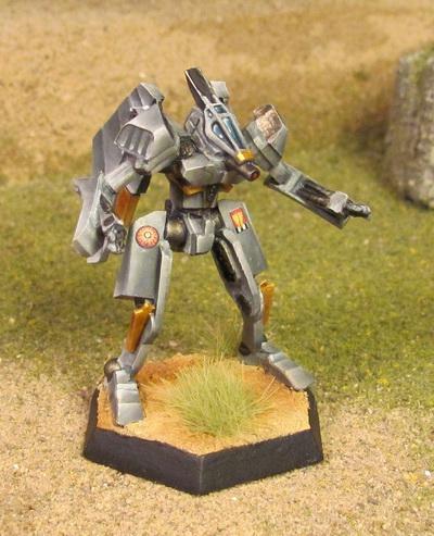 Wasp LAM MK I ('Mech) WSP-100