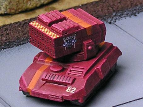 SRM Carrier