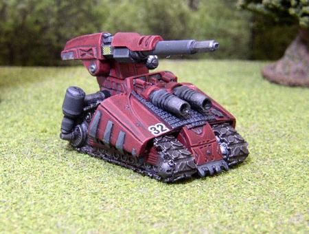 Heimdall Monitor Tank