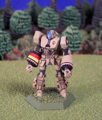 Crusader - CDR-5K
