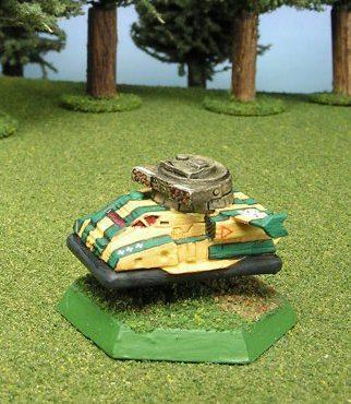 Saracen Medium Hover Tank