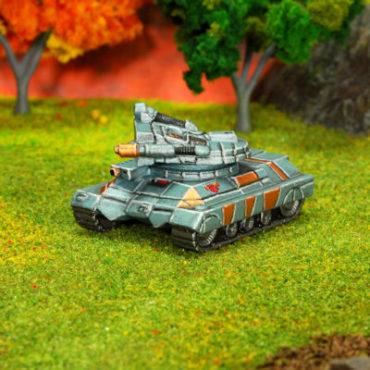 Sturmfeur Tank Heavy Guass Variant