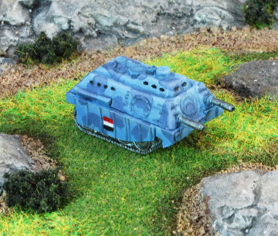 Heavy APC – Tracked