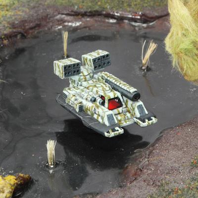 Condor Hover Tank (Upgrade)