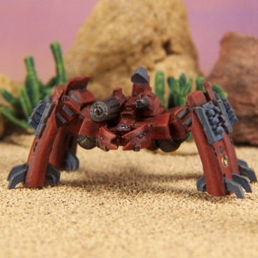 Fire Scorpion