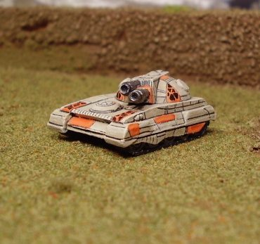 Demolisher Tank