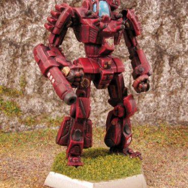 Battlemaster – BLR-4S
