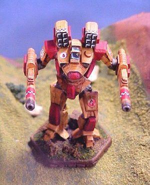 Warhammer IIc – 4