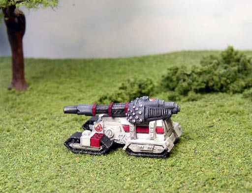 Morrigu Fire Support Vehicle
