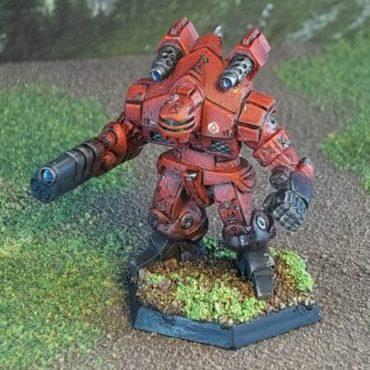 Crimson Langur