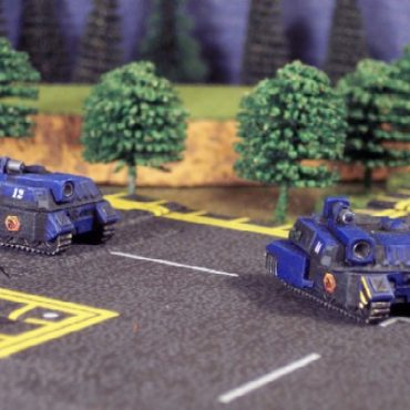 Oro Heavy Tank