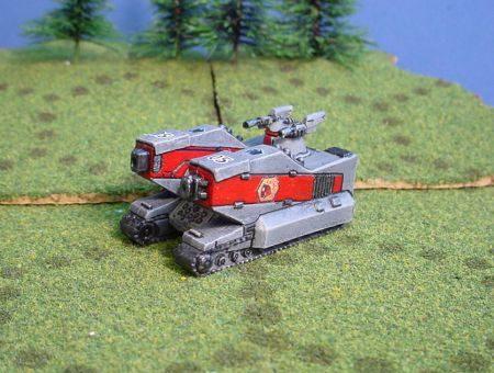 Athena Combat Vehicle