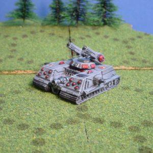 Huitzilopochtli Assault Tank