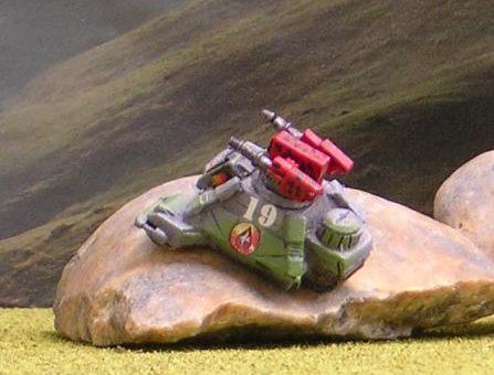 Odin Scout Tank