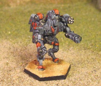 Svartalfa Ultra ProtoMech