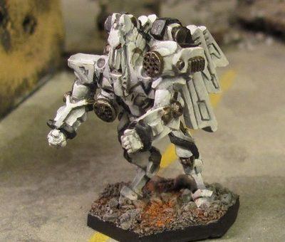 Svartalfa Ultra ProtoMech 2