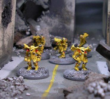 Salamander Battle Armor