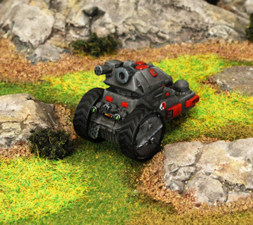 Ishtar Heavy Fire Support Tank