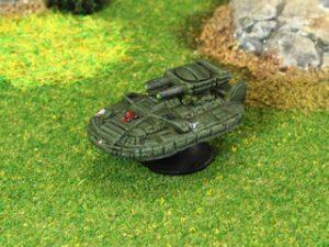 Beagle Tank