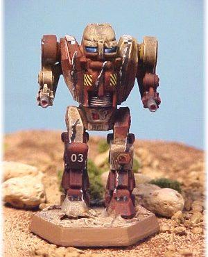 Gargoyle (Man O' War)