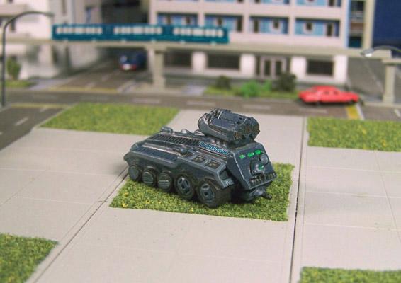 Shoden Assault Tank