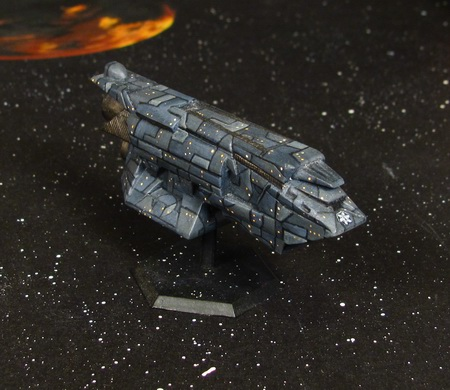 Night Lord Battleship