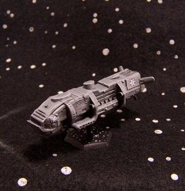 Leviathan II Battleship