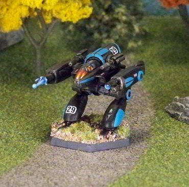 Cauldron-Born (Ebon Jaguar) B-Variant