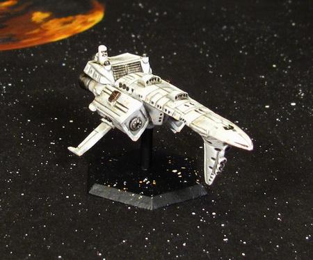 Conqueror Battlecruiser/Carrier