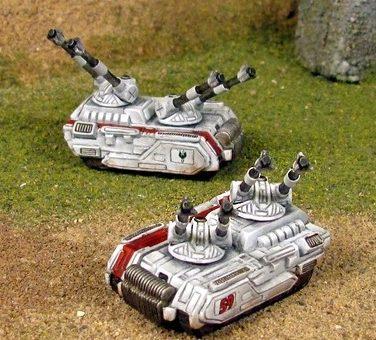 Nuberu Anti-Aircraft Tank