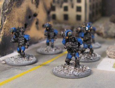 Corona Battle Armor