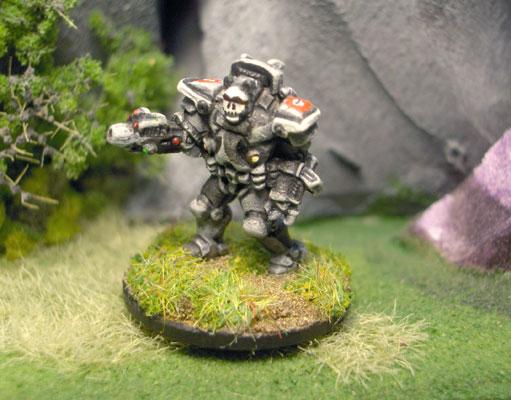 Gray Death Legion Standard Battle Armor
