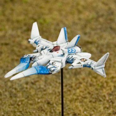Samurai Aerospace Fighter