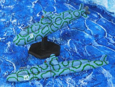 Neptune Submarine