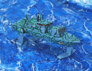 Sea Skimmer Hydrofoil
