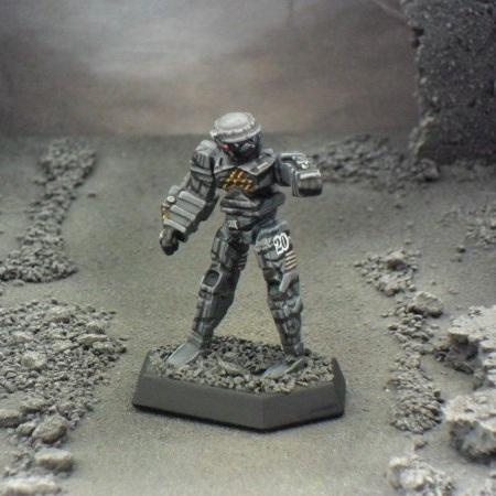 Commando (Beginners Set) COM-2D