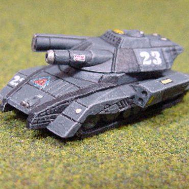 Challenger MBT