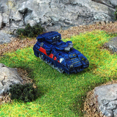 Badger Tracked Tansport