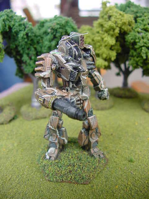 Battlemaster - BLR-4S